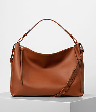 Womens Kita East West Tote (SIENNA BROWN) - product_image_alt_text_1