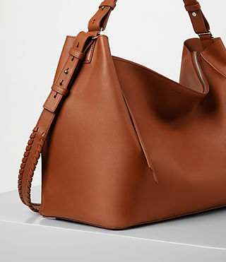 Women's Kita East West Tote (SIENNA BROWN) - product_image_alt_text_3