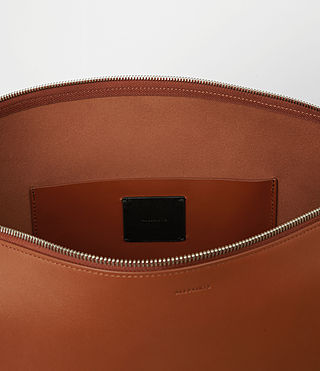 Women's Kita East West Tote (SIENNA BROWN) - product_image_alt_text_5