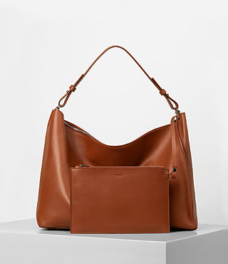 Women's Kita East West Tote (SIENNA BROWN) - product_image_alt_text_6