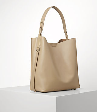 Donne Paradise North South Tote (Sand) - product_image_alt_text_4