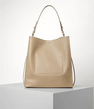 Donne Paradise North South Tote (Sand) - product_image_alt_text_6