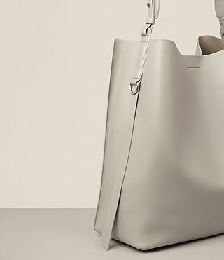Damen Paradise North South Tote (LIGHT CEMENT GREY) - product_image_alt_text_3