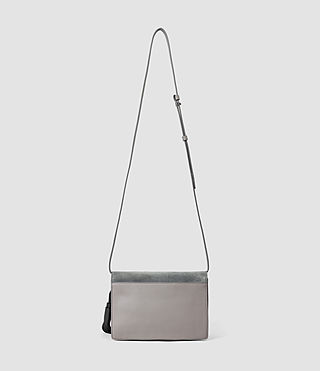 Donne Belle Medium Clutch Bag (MidGry/LtGry/MdGry) - product_image_alt_text_3