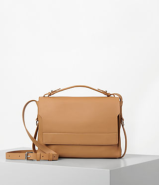 Women's Paradise Shoulder Bag (LIGHT CARAMEL)