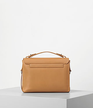 Women's Paradise Shoulder Bag (LIGHT CARAMEL) - product_image_alt_text_5