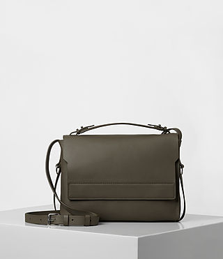 Mujer Paradise Shoulder Bag (MINK GREY)