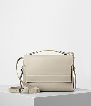 Donne Paradise Shoulder Bag (STONE WHITE)