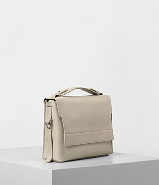 Mujer Paradise Shoulder Bag (STONE WHITE) - product_image_alt_text_4