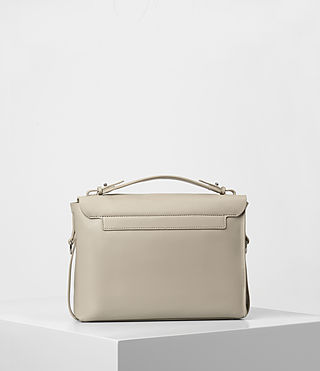 Womens Paradise Shoulder Bag (STONE WHITE) - product_image_alt_text_6