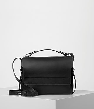 Womens Paradise Shoulder Bag (Black) - product_image_alt_text_1