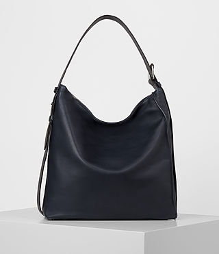 Mujer Zoku North South Tote (Dark Blue)