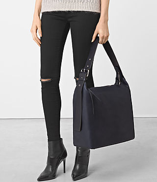 Damen Zoku North South Tote (Dark Blue) - product_image_alt_text_2