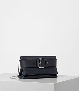Donne Zoku Clutch (Dark Blue) - product_image_alt_text_3