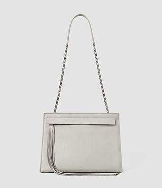 Donne Kyo Shoulder Bag (Light Grey) -