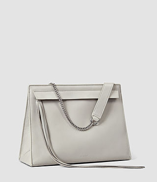 Mujer Kyo Shoulder Bag (Light Grey) - product_image_alt_text_2