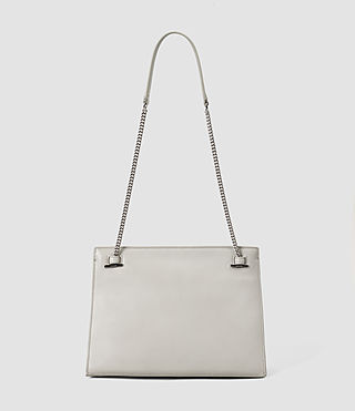 Donne Kyo Shoulder Bag (Light Grey) - product_image_alt_text_3