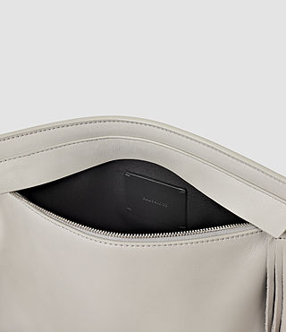 Donne Kyo Shoulder Bag (Light Grey) - product_image_alt_text_5