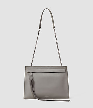Womens Kyo Shoulder Bag (Mid Grey)