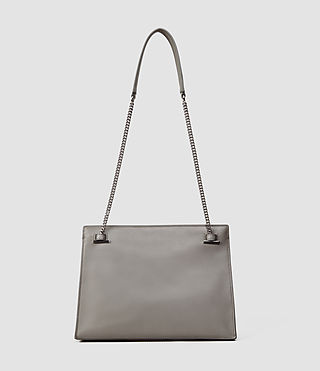 Donne Kyo Shoulder Bag (Mid Grey) - product_image_alt_text_3
