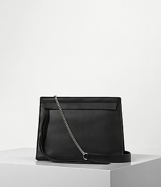 Damen Kyo Shoulder Bag (Black)