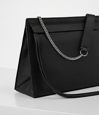 Women's Kyo Shoulder Bag (Black) - product_image_alt_text_2