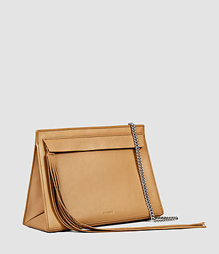 Mujer Kyo Medium Crossbody (LIGHT CARAMEL) - product_image_alt_text_2