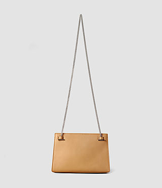 Mujer Kyo Medium Crossbody (LIGHT CARAMEL) - product_image_alt_text_3