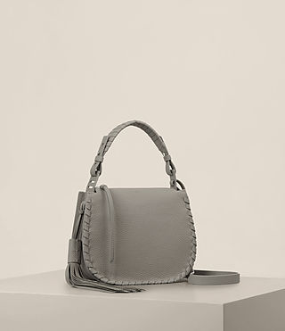 Womens Mori Lea Crossbody (Oyster Grey) - product_image_alt_text_4