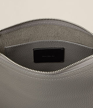 Womens Mori Lea Crossbody (Oyster Grey) - product_image_alt_text_5
