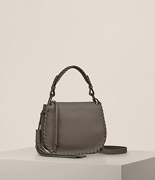 Womens Mori Lea Crossbody (MINK GREY) - product_image_alt_text_4