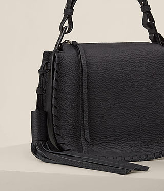 Mujer Mori Lea Crossbody (Black) - product_image_alt_text_5