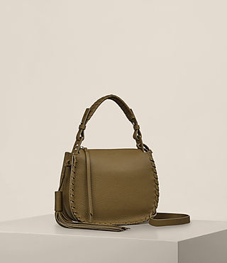 Damen Mori Lea Crossbody (Mustard) - product_image_alt_text_4