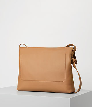 Womens Lafayette Large Shoulder Bag (LIGHT CARAMEL) - product_image_alt_text_6