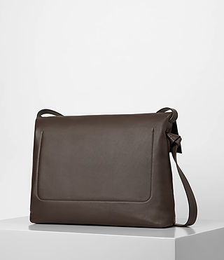 Damen Lafayette Large Shoulder Bag (PRUNE) - product_image_alt_text_6
