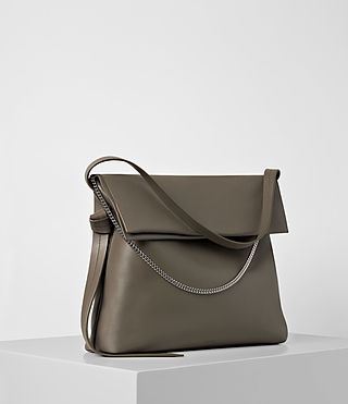 Mujer Lafayette Shoulder L (MINK GREY) - product_image_alt_text_3