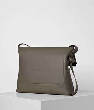Women's Lafayette Large Shoulder Bag (MINK GREY) - product_image_alt_text_6