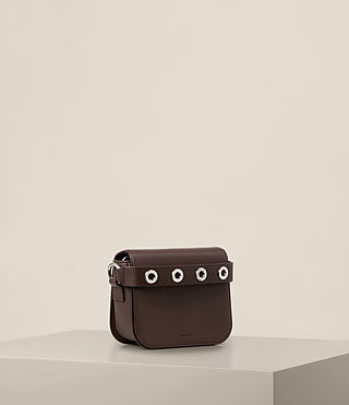 Women's Ikuya Clutch (PRUNE) - product_image_alt_text_4