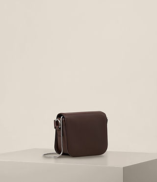Women's Ikuya Clutch (PRUNE) - product_image_alt_text_6