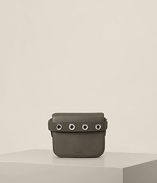 Women's Ikuya Clutch (MINK GREY)