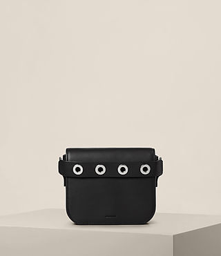 Women's Ikuya Clutch (Black) -