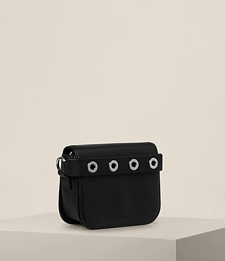 Mujer Clutch Ikuya (Black) - product_image_alt_text_4