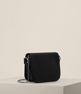 Donne Ikuya Clutch (Black) - product_image_alt_text_6