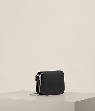Womens Ikuya Small Clutch (Black) - product_image_alt_text_6