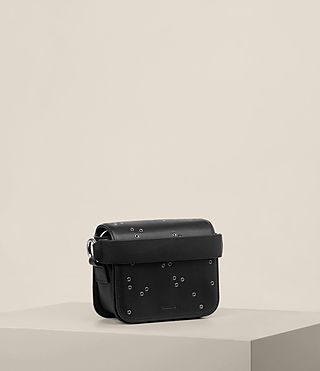 Donne Junai Small Clutch (Black) - product_image_alt_text_4