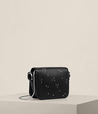 Donne Junai Small Clutch (Black) - product_image_alt_text_7