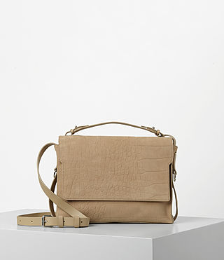Womens Paradise Shoulder Bag (Sand)