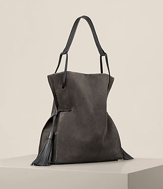 Mujer Freedom Hobo Bag (GRAPHITE GREY) - product_image_alt_text_5