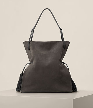 Mujer Freedom Hobo Bag (GRAPHITE GREY) - product_image_alt_text_7