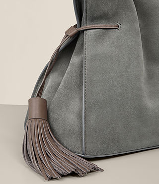 Mujer Bolso grande Freedom Bucket (Smoke Grey) - product_image_alt_text_3